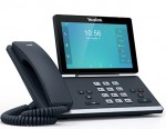 Yealink SIP-T58A bez kamery, Telefon IP PoE z systemem Android