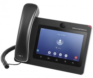 Grandstream GXV 3370 HD  Android 7.0